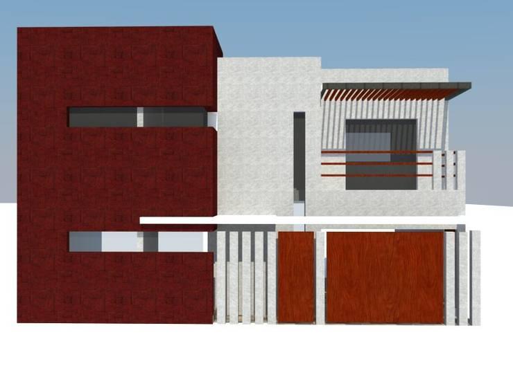 Proyecto Procrear:  de estilo  por concepturbano,