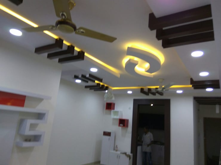 design and execution in Pune:  Interior landscaping by HappyLiveIn