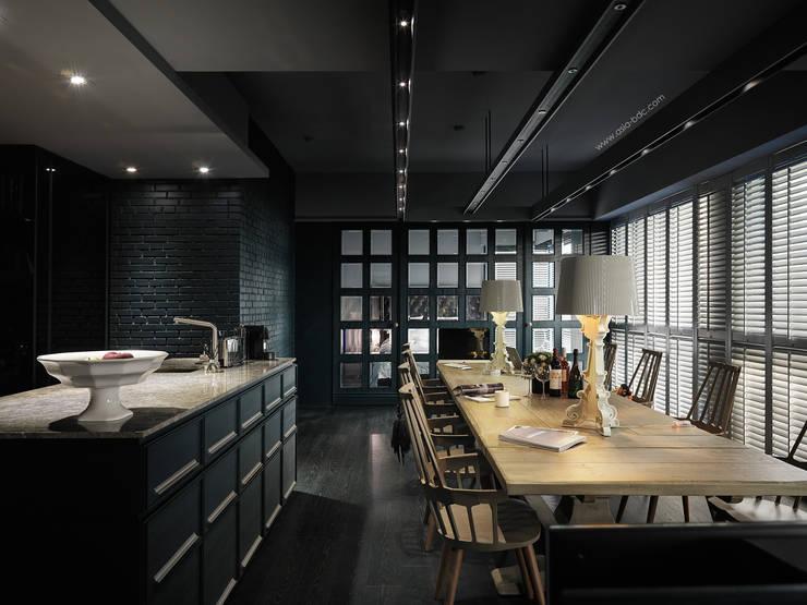 餐廳 by Taipei Base Design Center