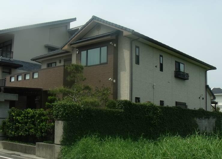 日本新日鐵耐震節能健康住宅綠建築:  房子 by 日本新日鐵台灣公司