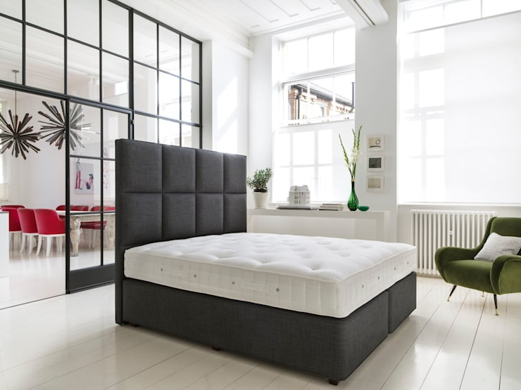 modern Bedroom by Hypnos Beds Polska