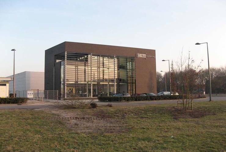 Bedrijfspand Eltra:   door FD architecten
