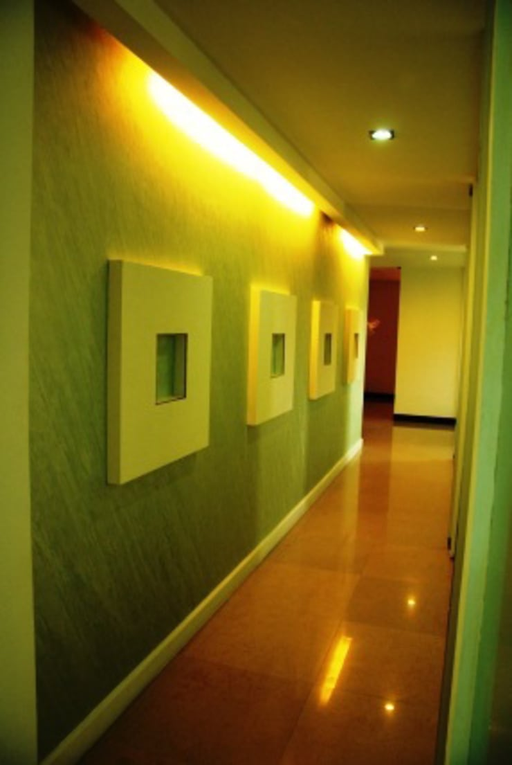 Co-operative Bank, Bhubaneswar:  Office buildings by Schaffen Amenities Private Limited