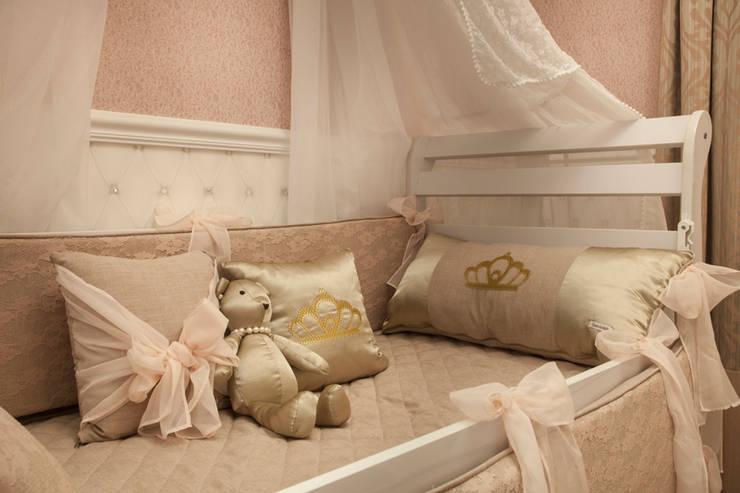 غرفة الاطفال تنفيذ Ahph Arquitetura e Interiores