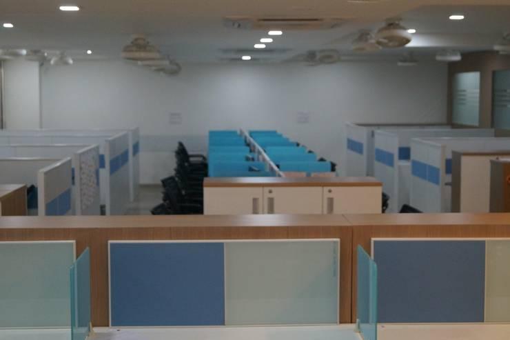 SHAPPORJI PALLONJI:  Office buildings by Hightieds