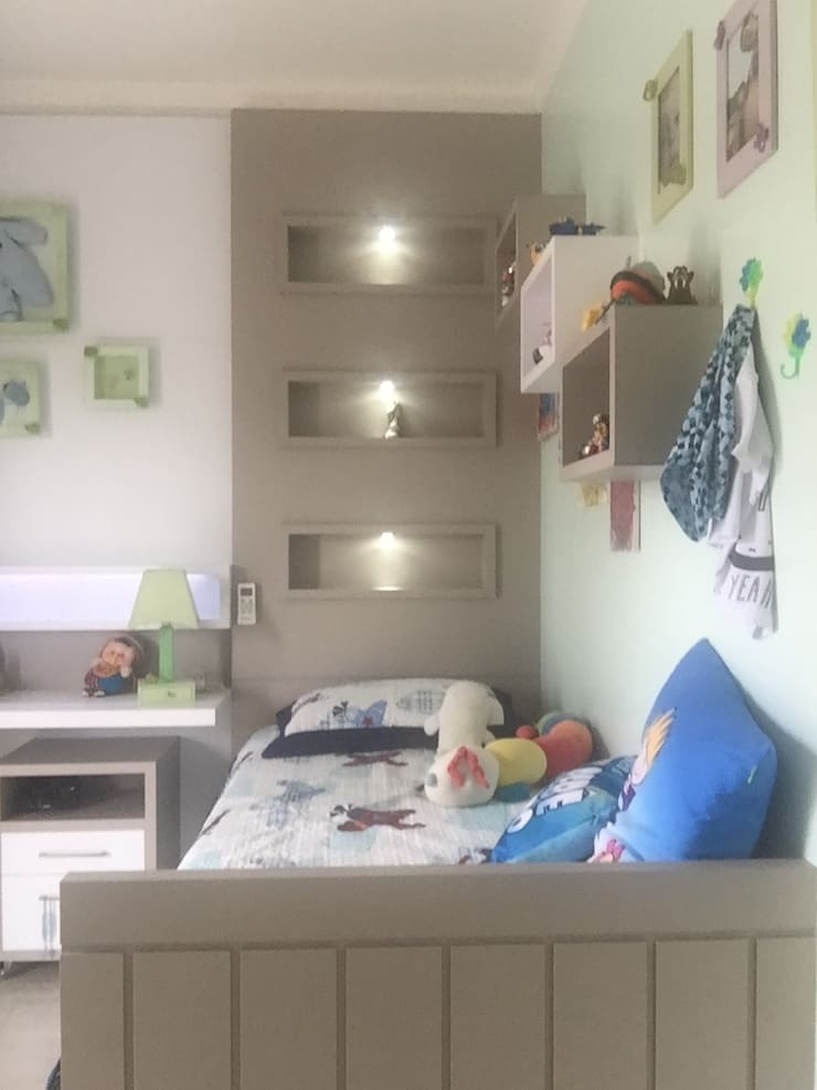 Bon Modern Nursery/kidu0027s Room By Up Decor Interiores
