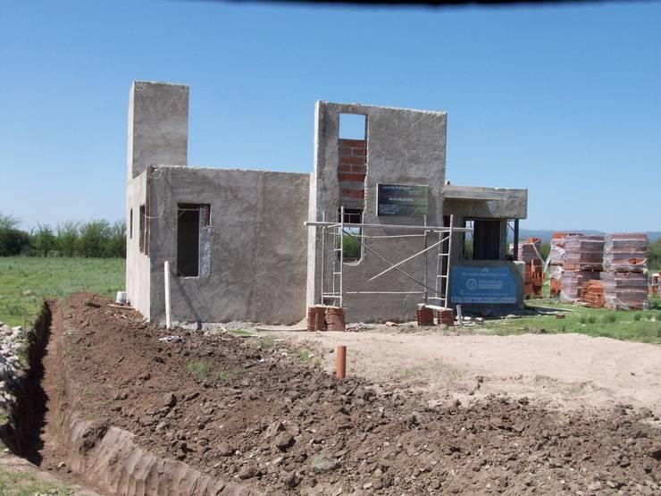 Casa RB: Casas de estilo  por Arq. Gerardo Rodriguez,