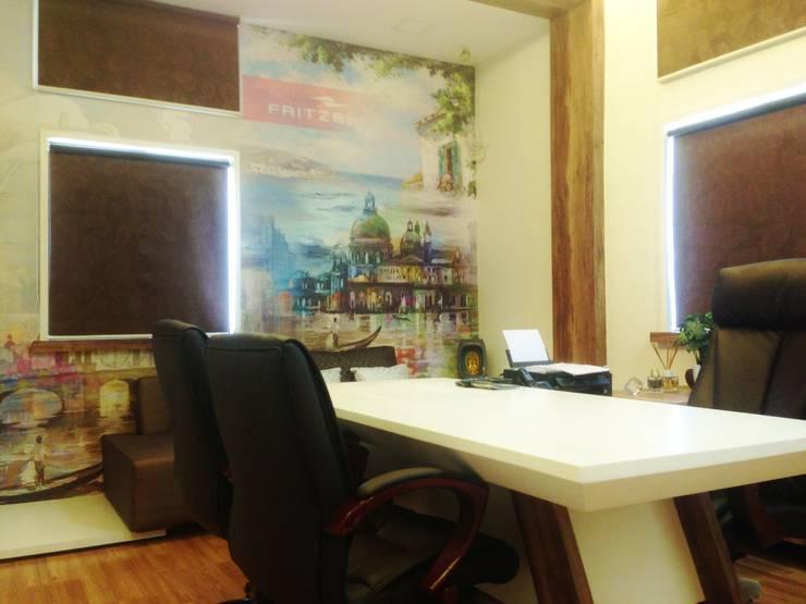 M.D.'s Cabin:  Commercial Spaces by Core Design