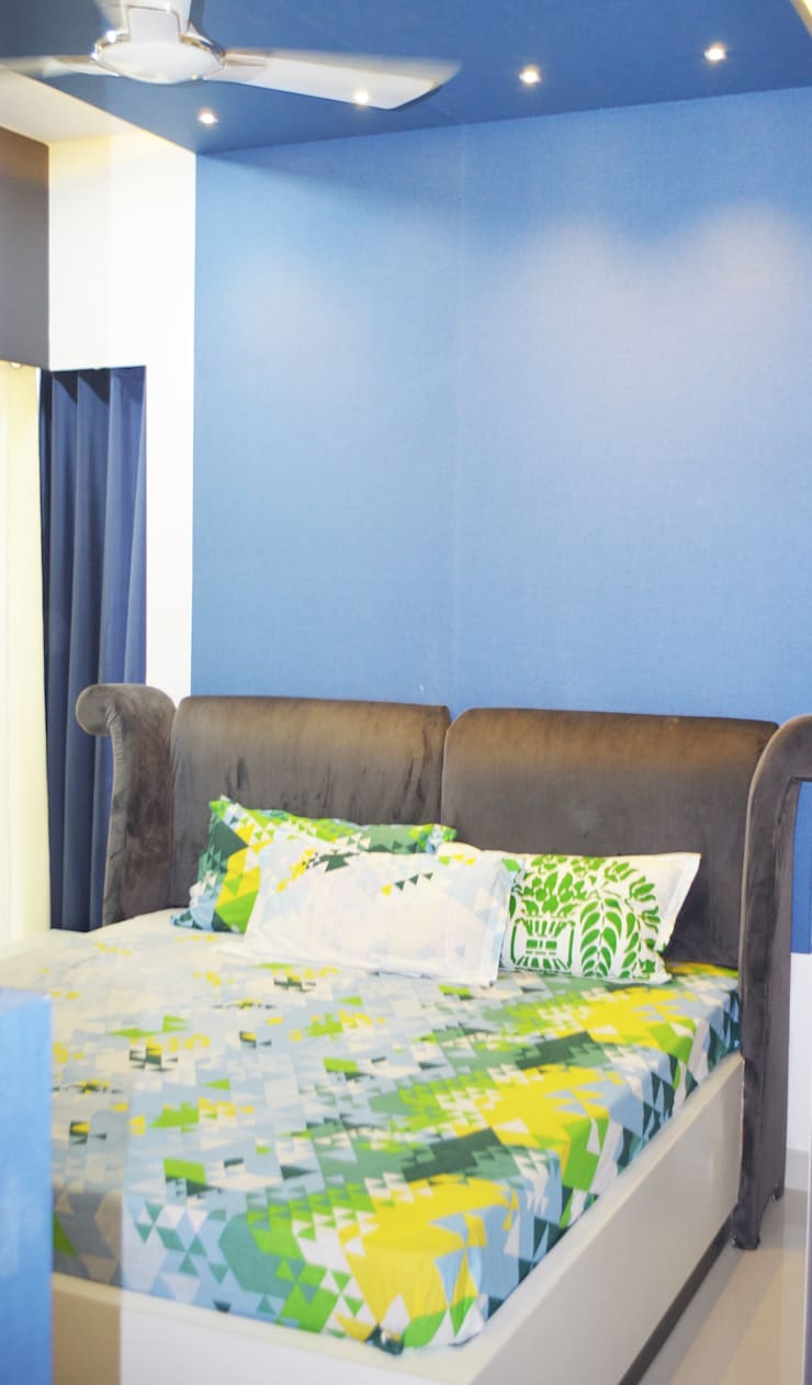 Bedroom by Koncept Architects & Interior Designers,