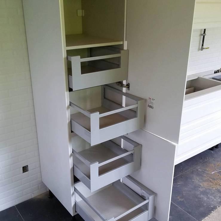 modern Kitchen by Noyadecor