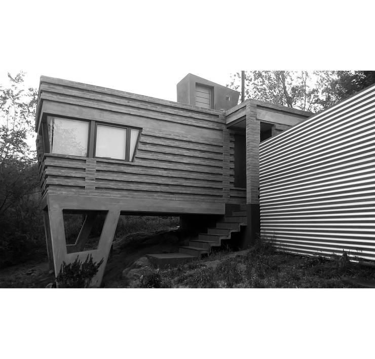 Houses by MV, Modern Bricks