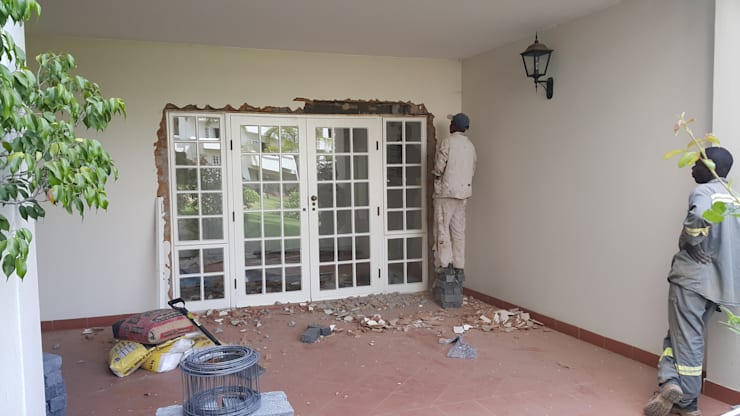 "House Interior/Exterior Renovation—Sandton: {:asian=>""asian"", :classic=>""classic"", :colonial=>""colonial"", :country=>""country"", :eclectic=>""eclectic"", :industrial=>""industrial"", :mediterranean=>""mediterranean"", :minimalist=>""minimalist"", :modern=>""modern"", :rustic=>""rustic"", :scandinavian=>""scandinavian"", :tropical=>""tropical""}  by DOIR Construction (Pty) Ltd,"