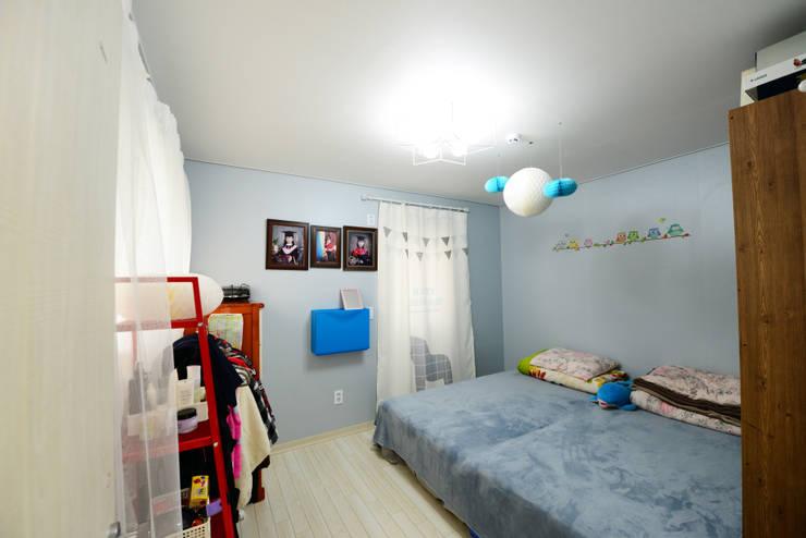 경산 산양리: 코원하우스의  침실