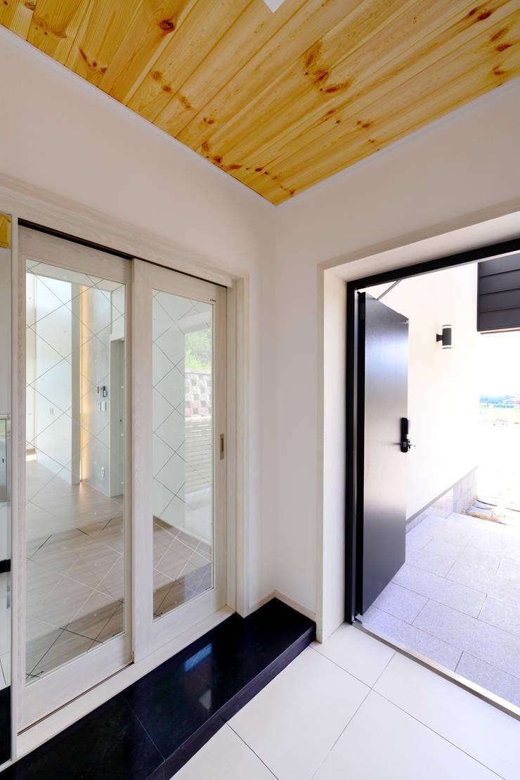 안동 계평리: 코원하우스의  창문