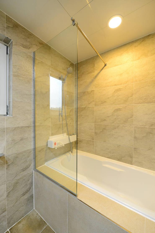 파주 당하동: 코원하우스의  욕실