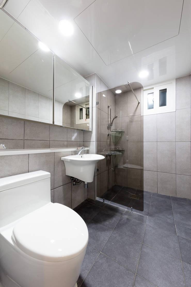 동행 건축 프로젝트: 동행건축의  욕실