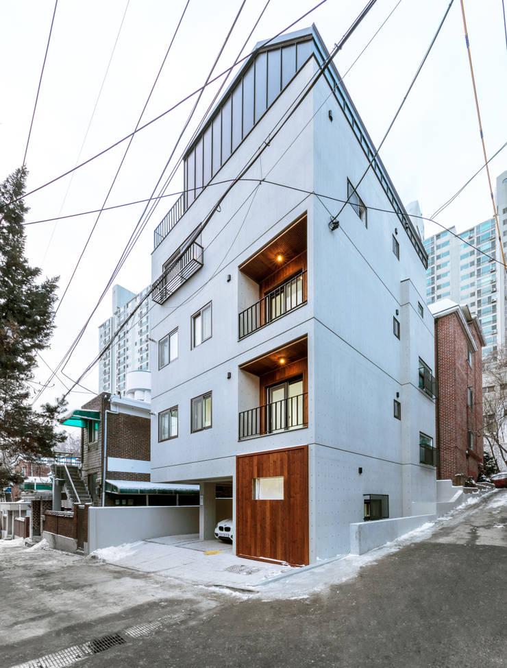 동행 건축 프로젝트: 동행건축의  주택
