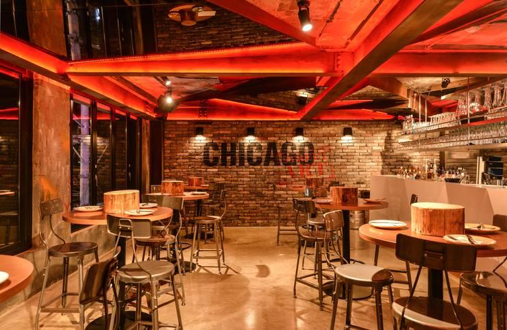 이태원 시카고 : 공상플래닛의  다이닝 룸