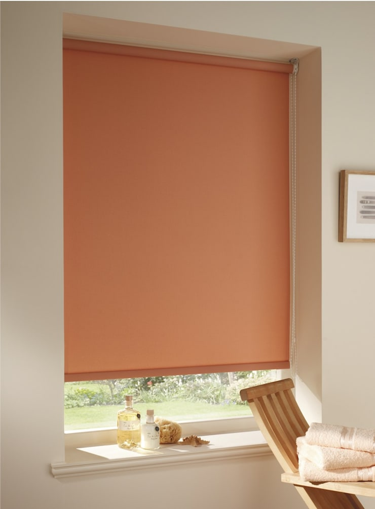 Roller Blinds:  Windows & doors  by JB Gorden Dekorasi Indonesia