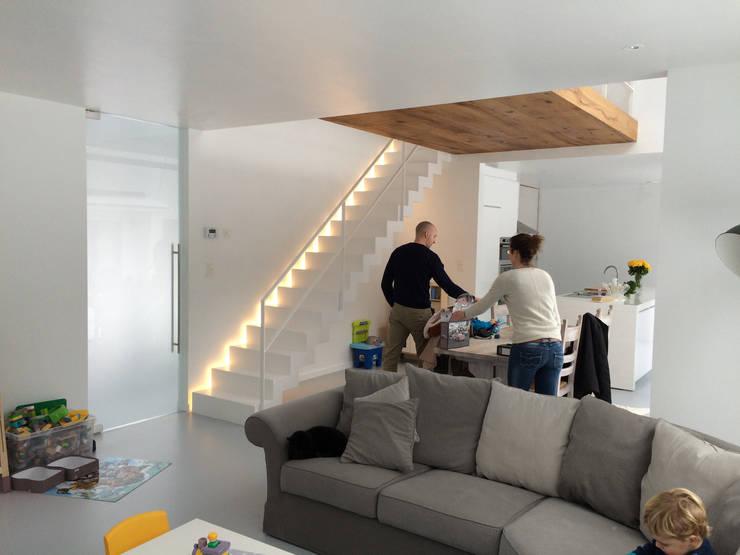 Eetkamer door Niko Wauters architecten bvba