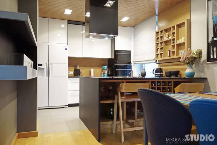 Кухни в . Автор – MIKOŁAJSKAstudio