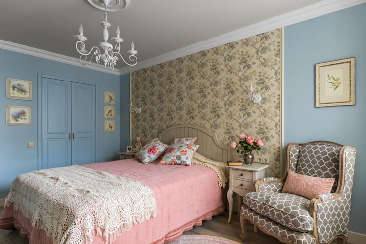 country Bedroom by Belimov-Gushchin Andrey