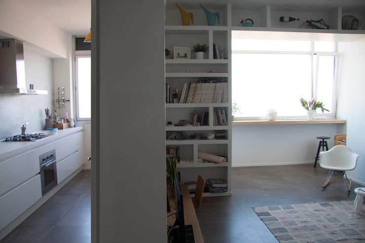 Appartamento grattacielo di Rimini di Polistudio A.E.S. | homify