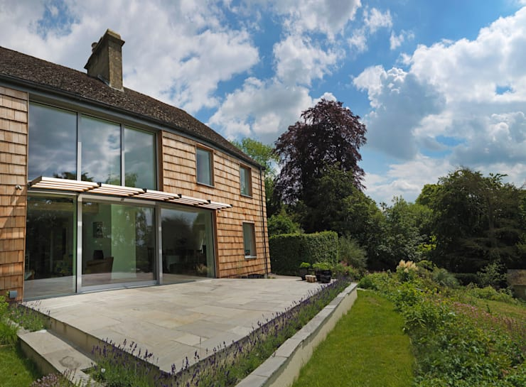 The Leys:  Houses by Austin Design Works