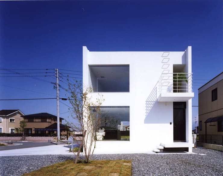 Houses by 森裕建築設計事務所 / Mori Architect Office