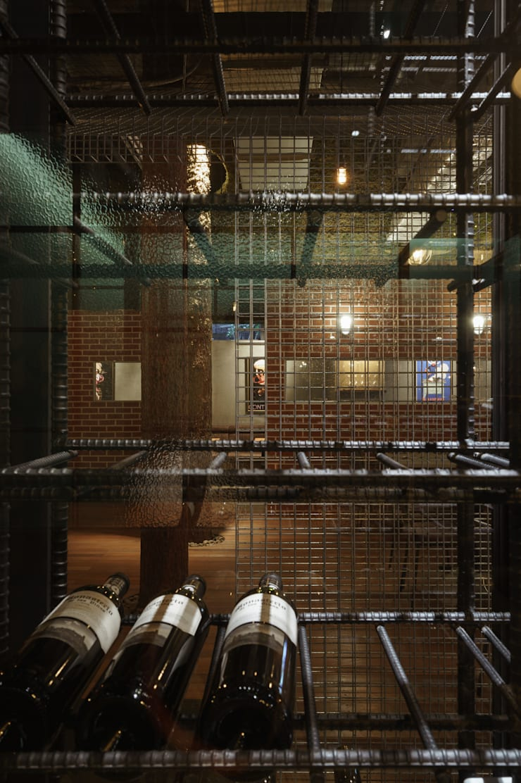 광화문 몽로: 공상플래닛의  다이닝 룸