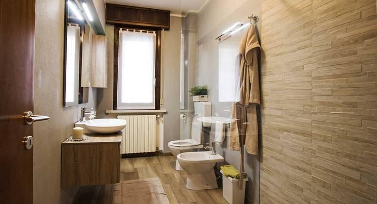 Phòng tắm by Arkinprogress