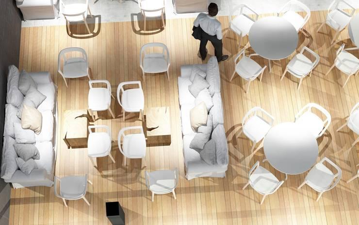 Lobby Area:   by Dsire9 Studio