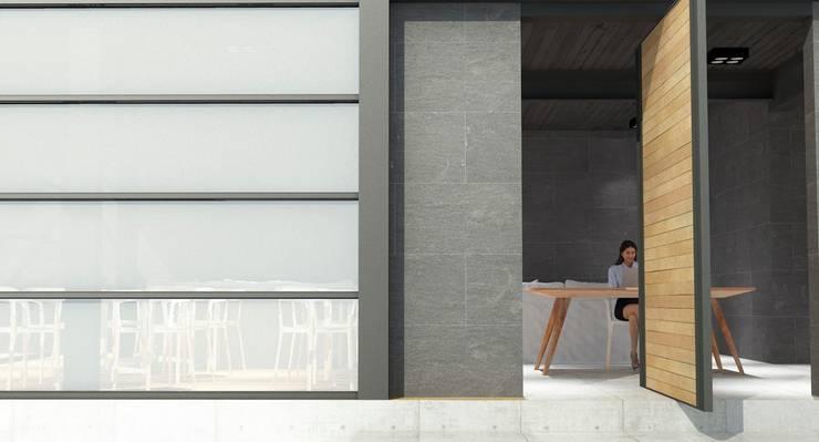 Main Entrance:   by Dsire9 Studio