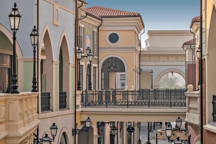 Shopping Centres by Cotefa.ingegneri&architetti, Classic
