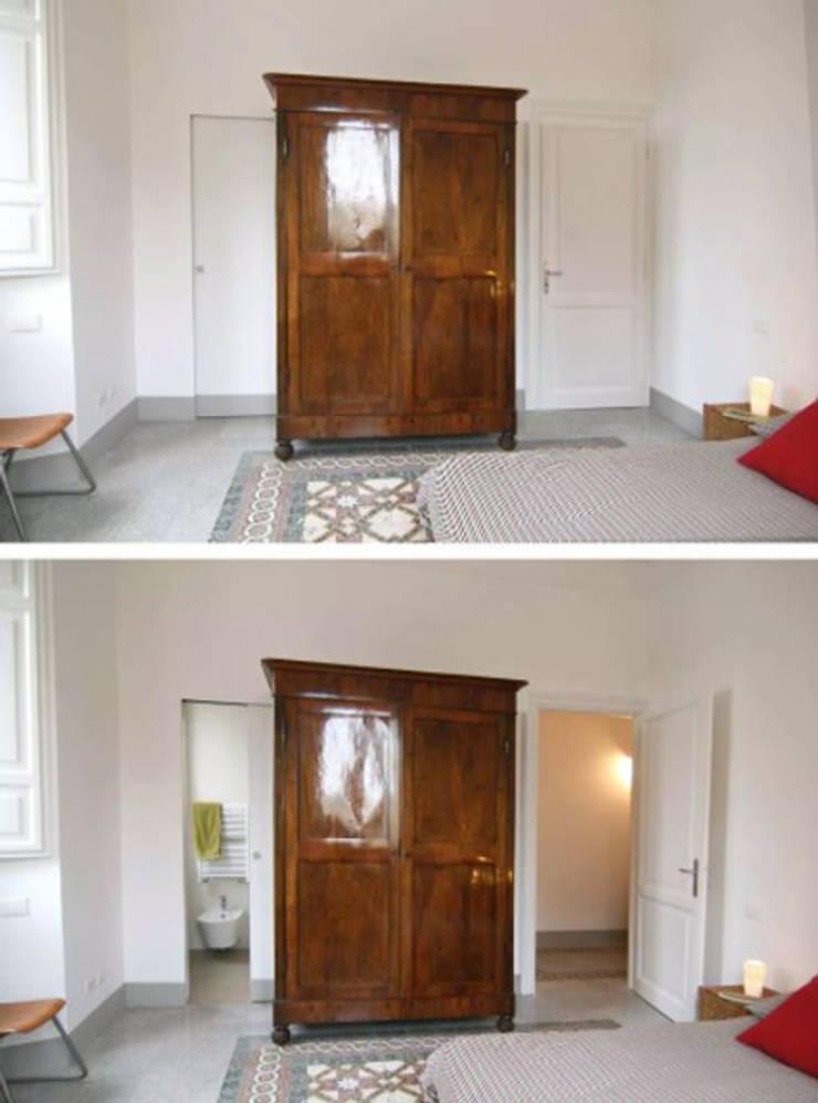 Chambre de style  par Laura Pistoia architetto,