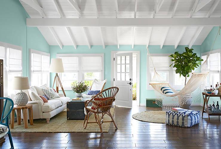 Evinin Ustası – 100 TL' den Az Bütçe ile Ev Dekorasyonu:  tarz Oturma Odası