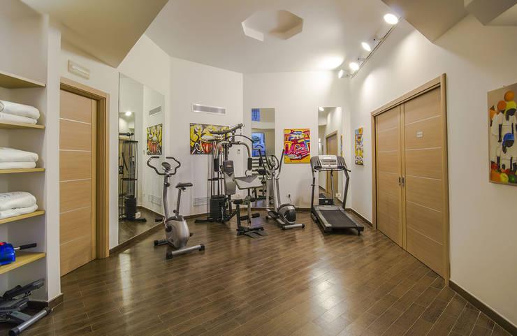 Gym by Studio di architettura wirzarchitetti