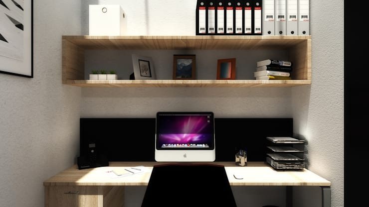 by FRACTAL estudio + arquitectura