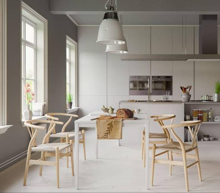mobiliario  para el hogar : Hogar de estilo  por DISEÑO INTERIOR MOBILIARIO