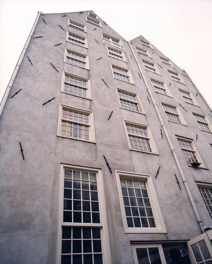 Pakhuis, Amsterdam:  Huizen door VASD interieur & architectuur, Modern