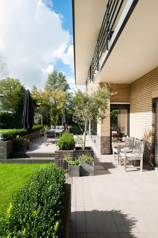 Villa, Amstelveen:  Huizen door VASD interieur & architectuur