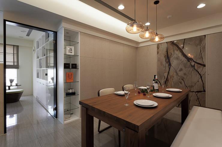 風雅:  餐廳 by Heng Yueh 恆岳設計