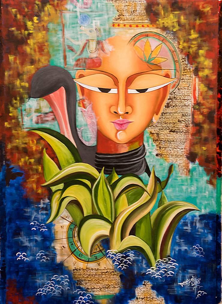 Shivohum 2 :  Artwork by Indian Art Ideas