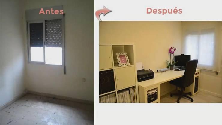 Home Staging Piso en Terrassa:  de estilo  de Home Staging Tarragona - Deco Interior