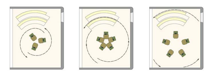plattengrond:   door Lavelli interieurontwerp
