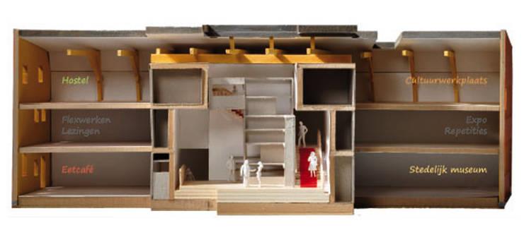 Ontwerpvisie:  Kantoren & winkels door Lavelli interieurontwerp