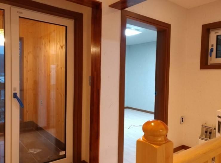 상주 평지리 : Goodhaus의  벽