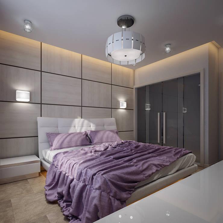 спальная: Спальни в . Автор – Русская линия