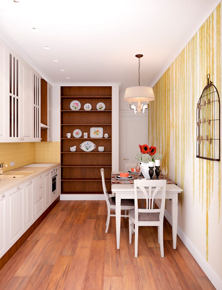 ห้องครัว โดย Marina Sarkisyan, ผสมผสาน