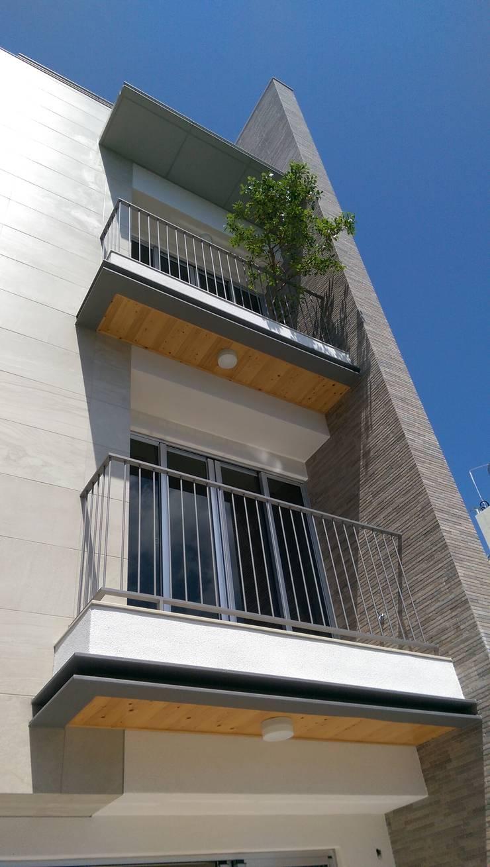台南吾居:  房子 by 兆博建築